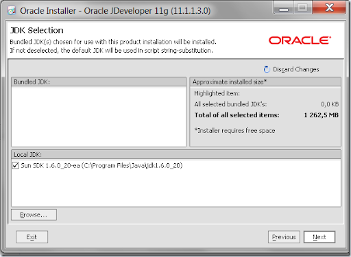 Oracle Pdf Import Extension